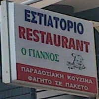 ΕΣΤΙΑΤΟΡΙΟ ΤΑΒΕΡΝΑ ΓΙΑΝΝΟΣ ΗΡΑΚΛΕΙΟ ΚΡΗΤΗ