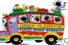 BEACH BAR ΚΑΦΕΤΕΡΙΑ JAMMIN IN PARADISE ΦΑΝΑΡΙ ΜΕΓΑΝΗΣΙ ΛΕΥΚΑΔΑ